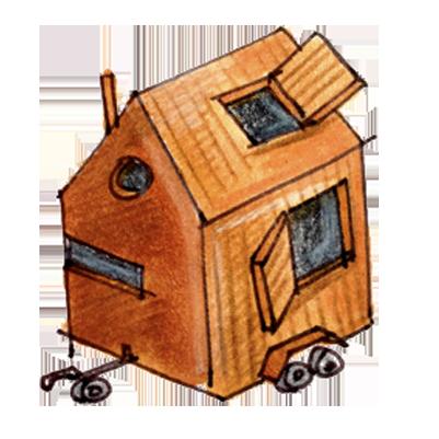 Het heerlijk tiny house nederland dagje is gekomen for Tiny house movement nederland