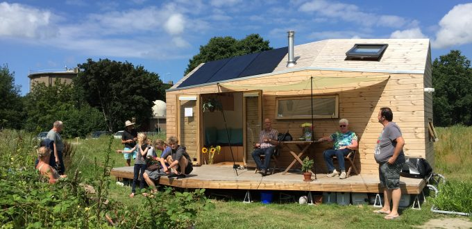 Tiny house movement archives marjolein in het klein for Tiny house movement nederland