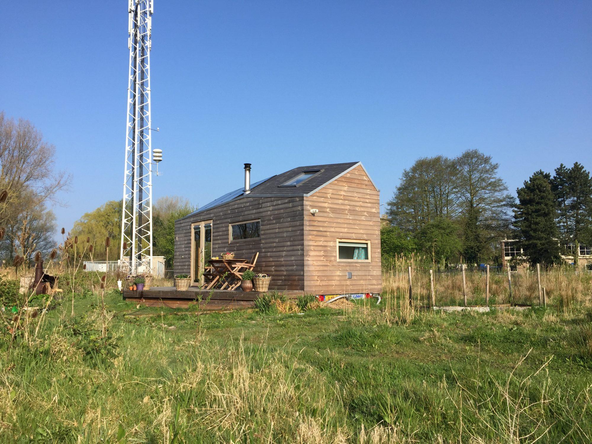 Mijn Klein Huisje : Huisje in het bos jolanda toet