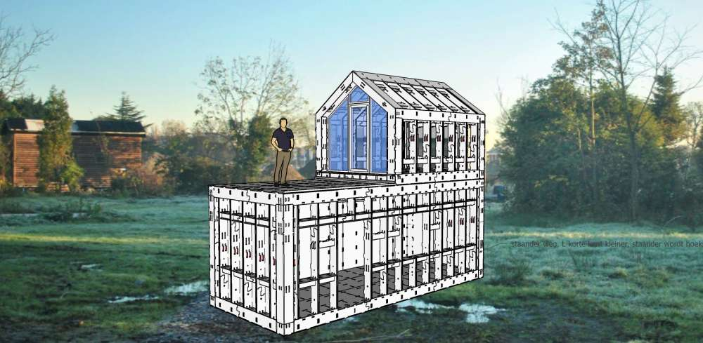 How Much Does A Tiny House Cost Marjolein In Het Klein